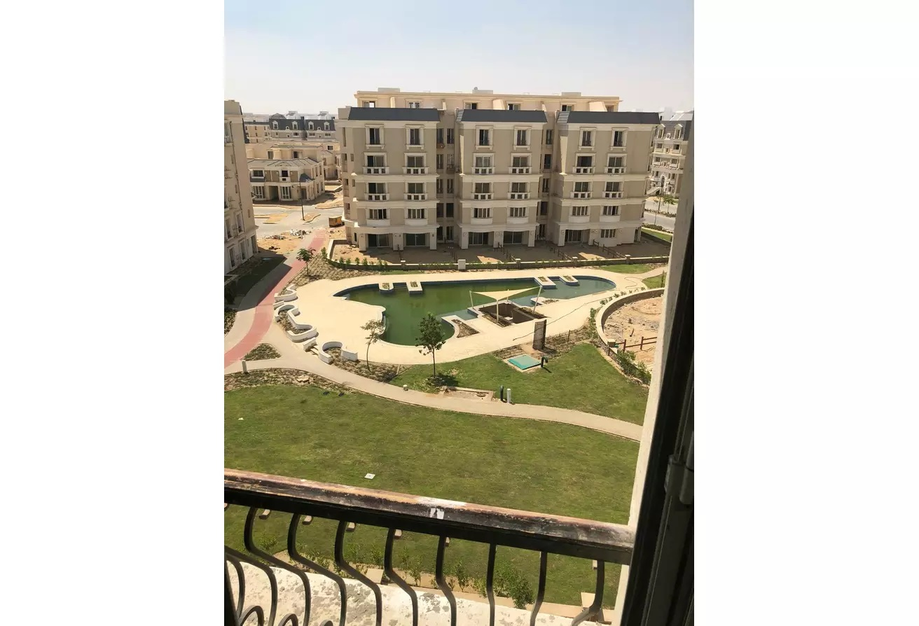 NC2211 Apt Mountain view Hyde park New cairo
